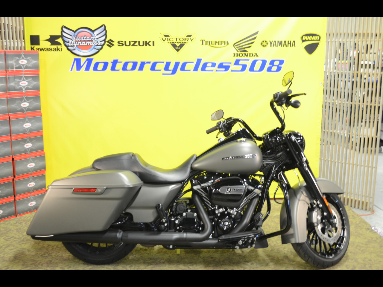 2018 Harley-Davidson Road King Special FLHRXS