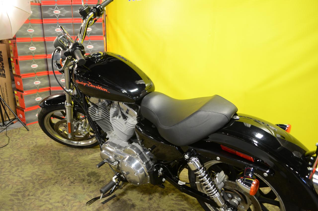 2014 Harley-Davidson Sportster Low XL883L