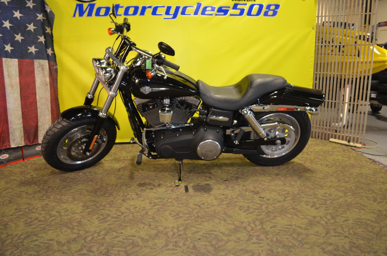 2013 Harley-Davidson Dyna Fat Bob FXDF