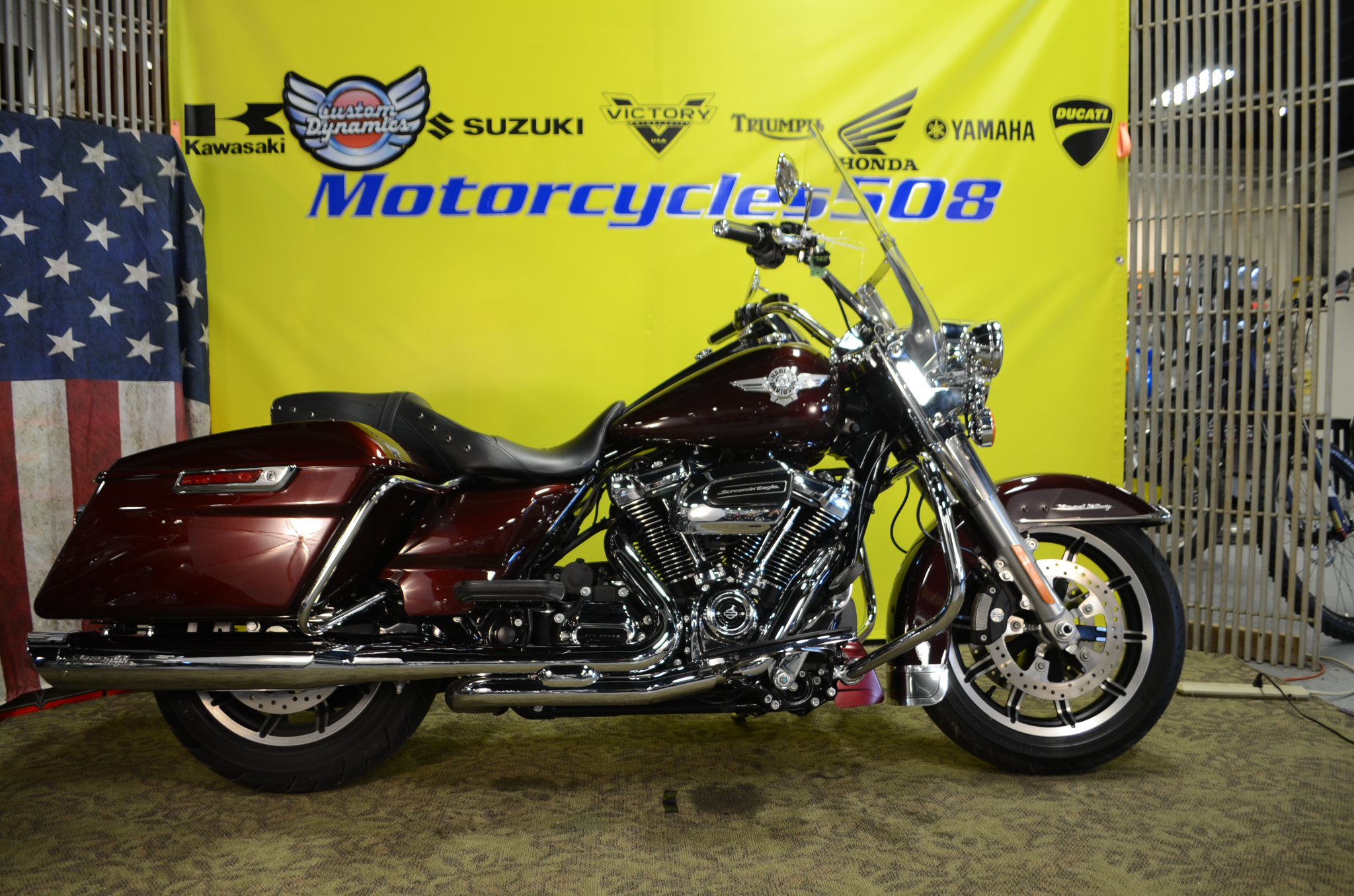 2018 Harley-Davidson Road King FLHR
