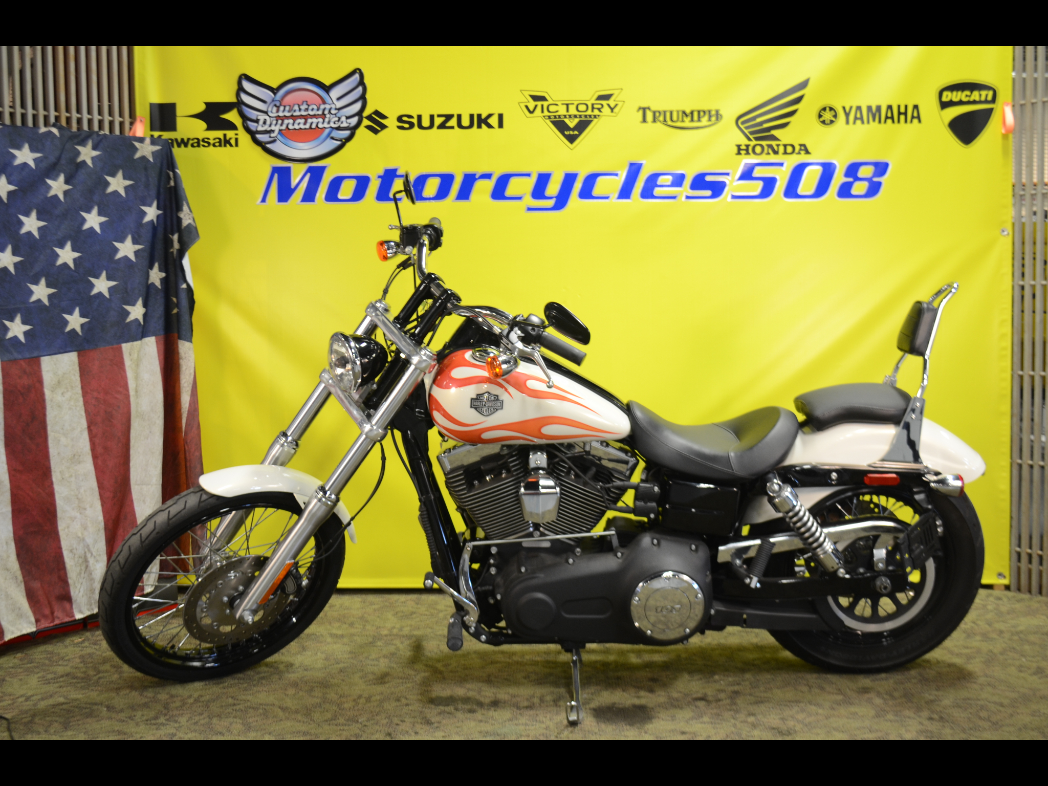 2014 Harley-Davidson Dyna Wide Glide FXDWG