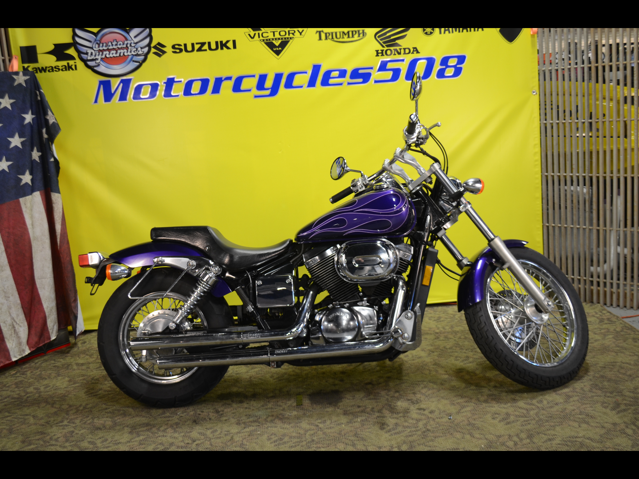 2003 Honda VT750C SHADOW