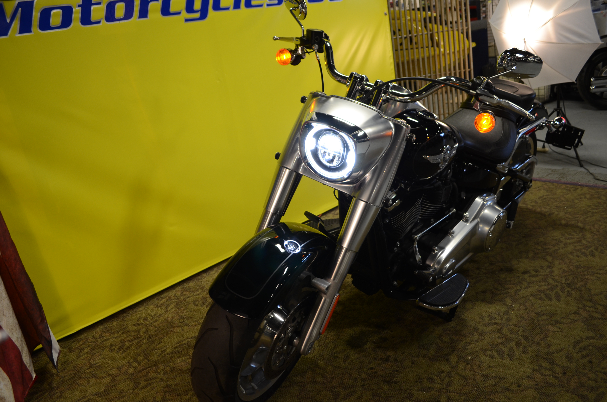 2018 Harley-Davidson Softail Fat Boy FLFB