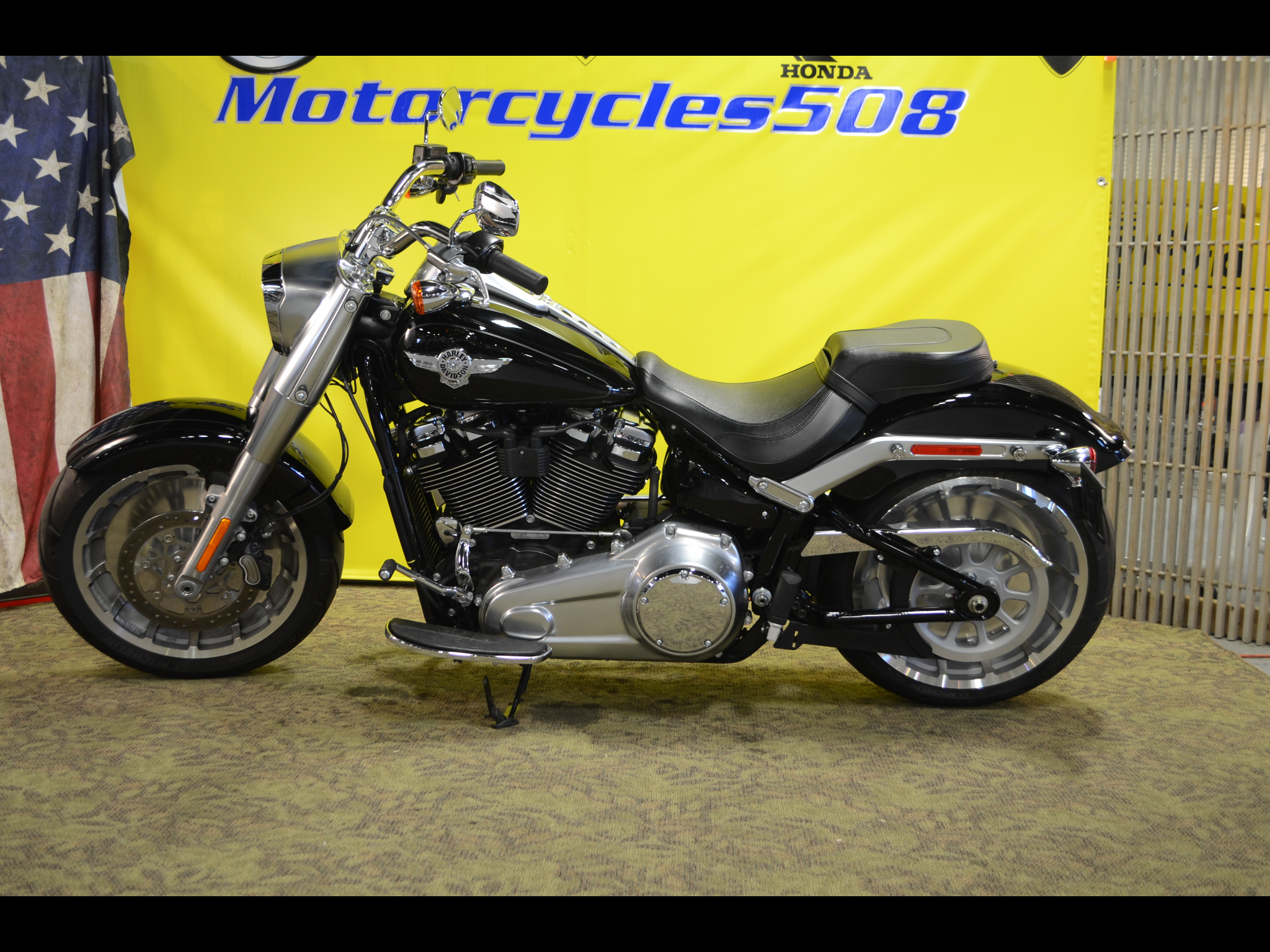 2018 Harley-Davidson Softail Fat Boy FLFB