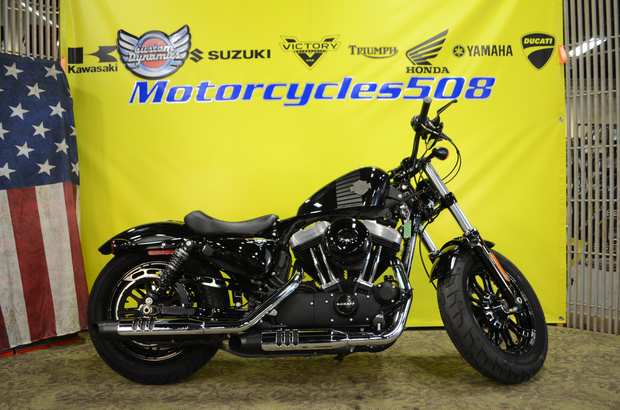 2017 Harley-Davidson Sportster Forty Eight XL1200X