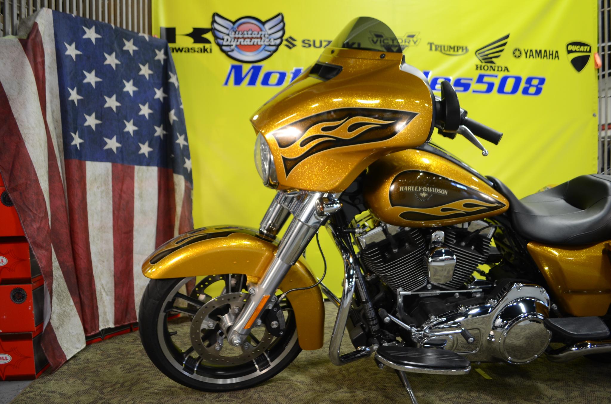 2016 Harley-Davidson Street Glide FLHX