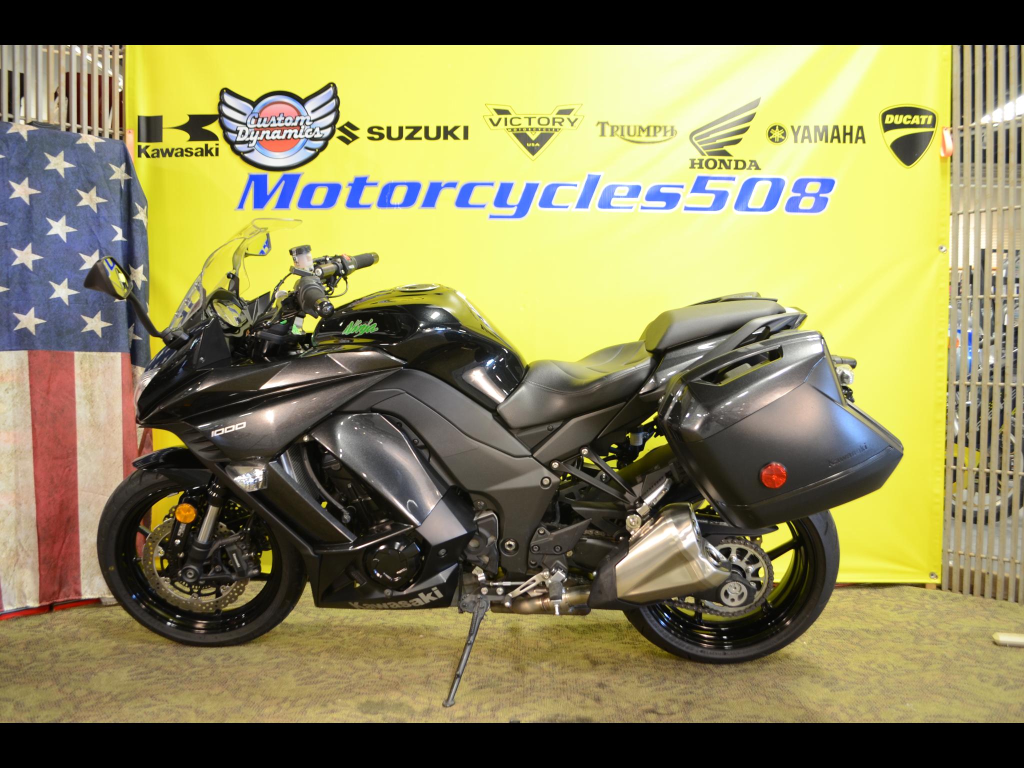 2015 Kawasaki Ninja 1000
