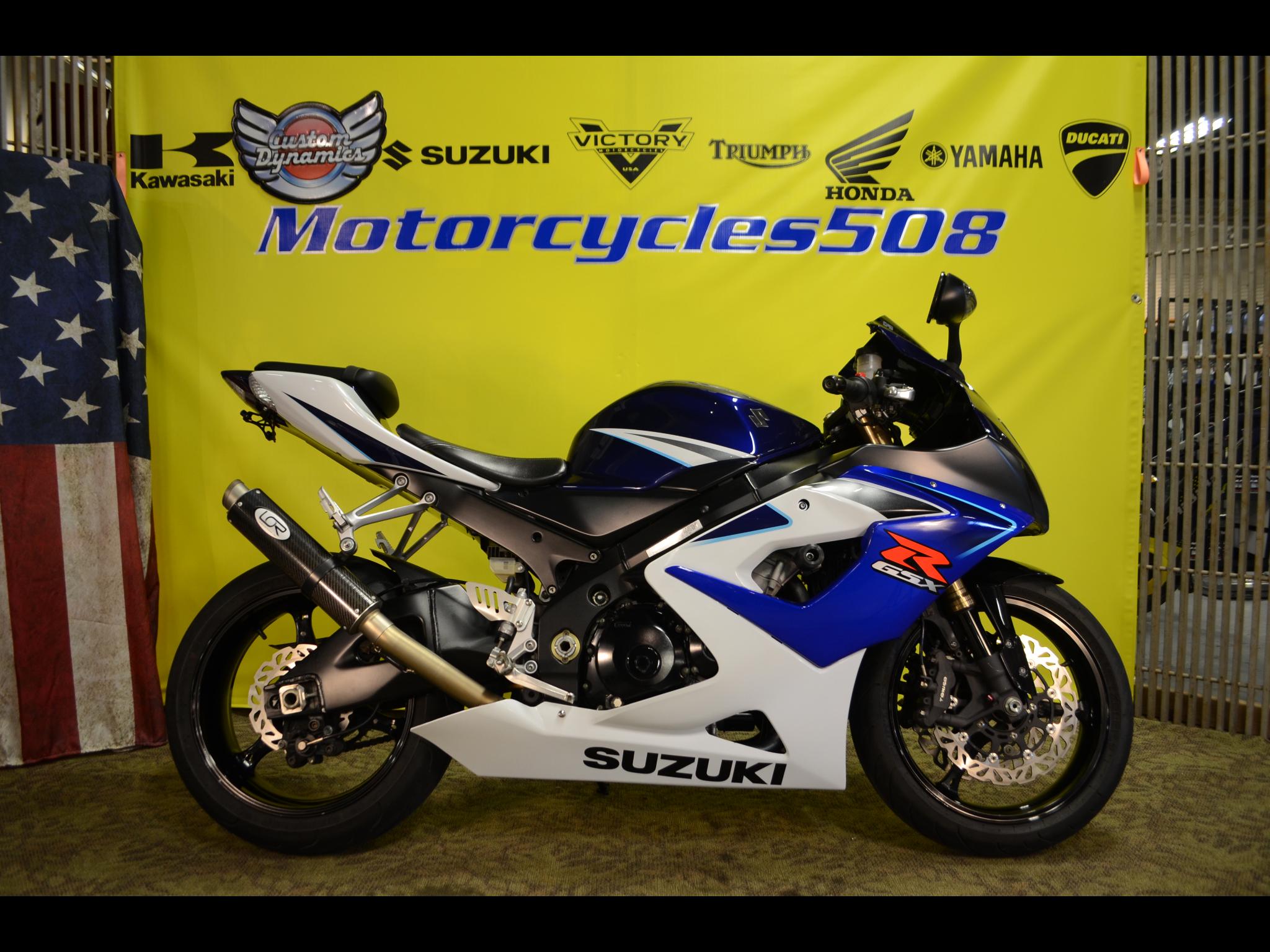 2006 Suzuki GSX-R1000