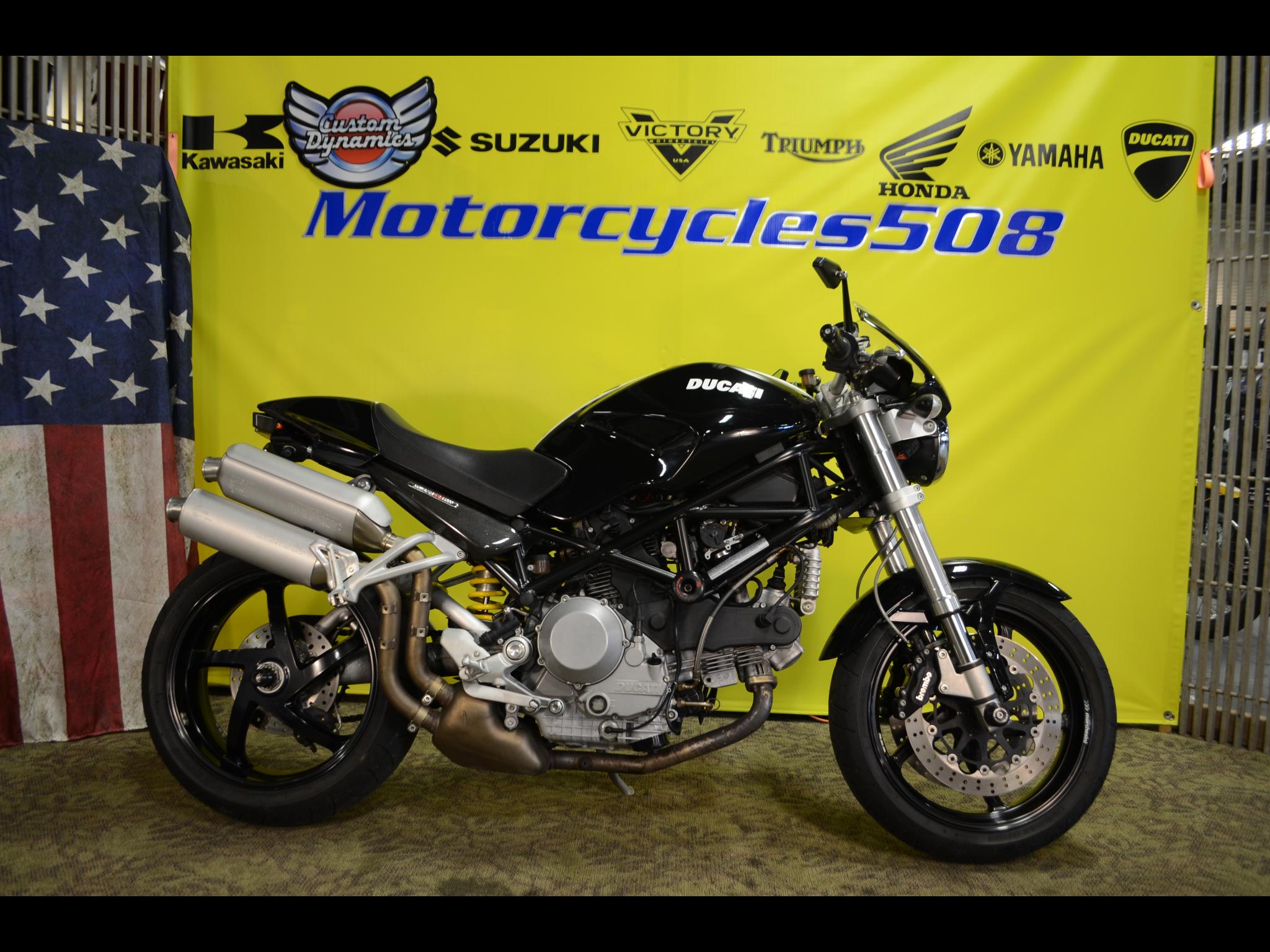 2008 Ducati Monster S2R