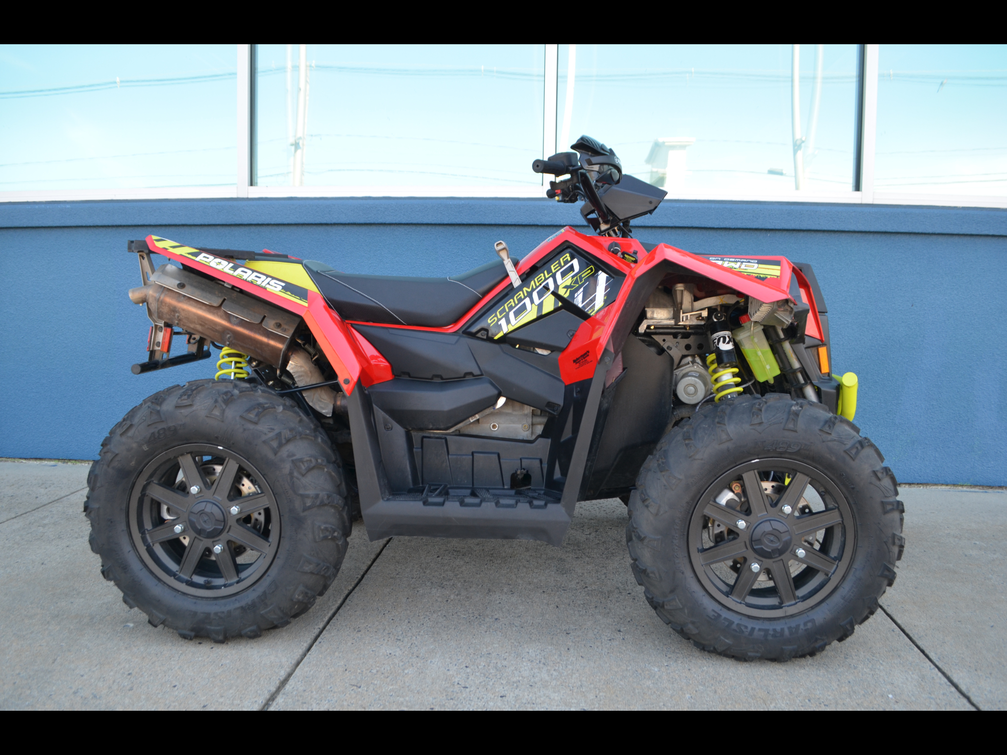 2018 Polaris Scrambler 1000 XP
