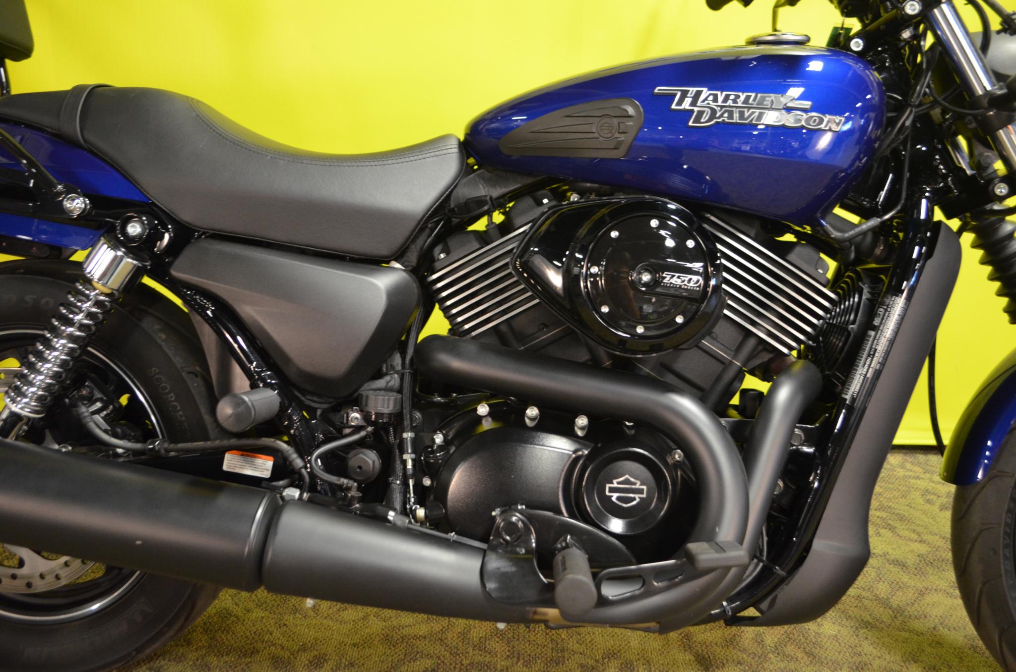 2017 Harley-Davidson Street 750 XG750