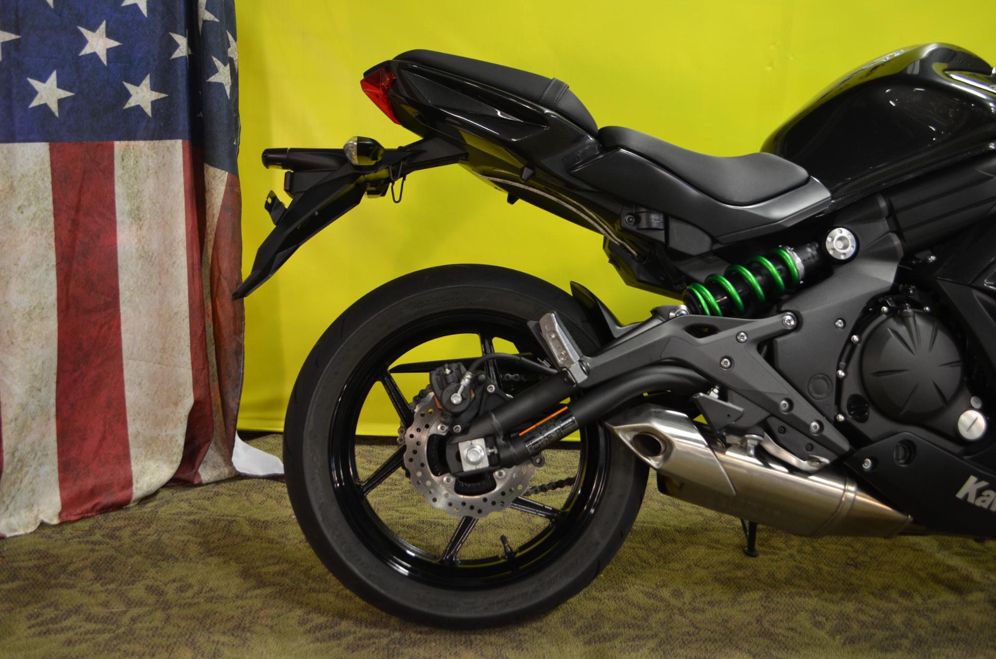 2016 Kawasaki Ninja 650R EX650