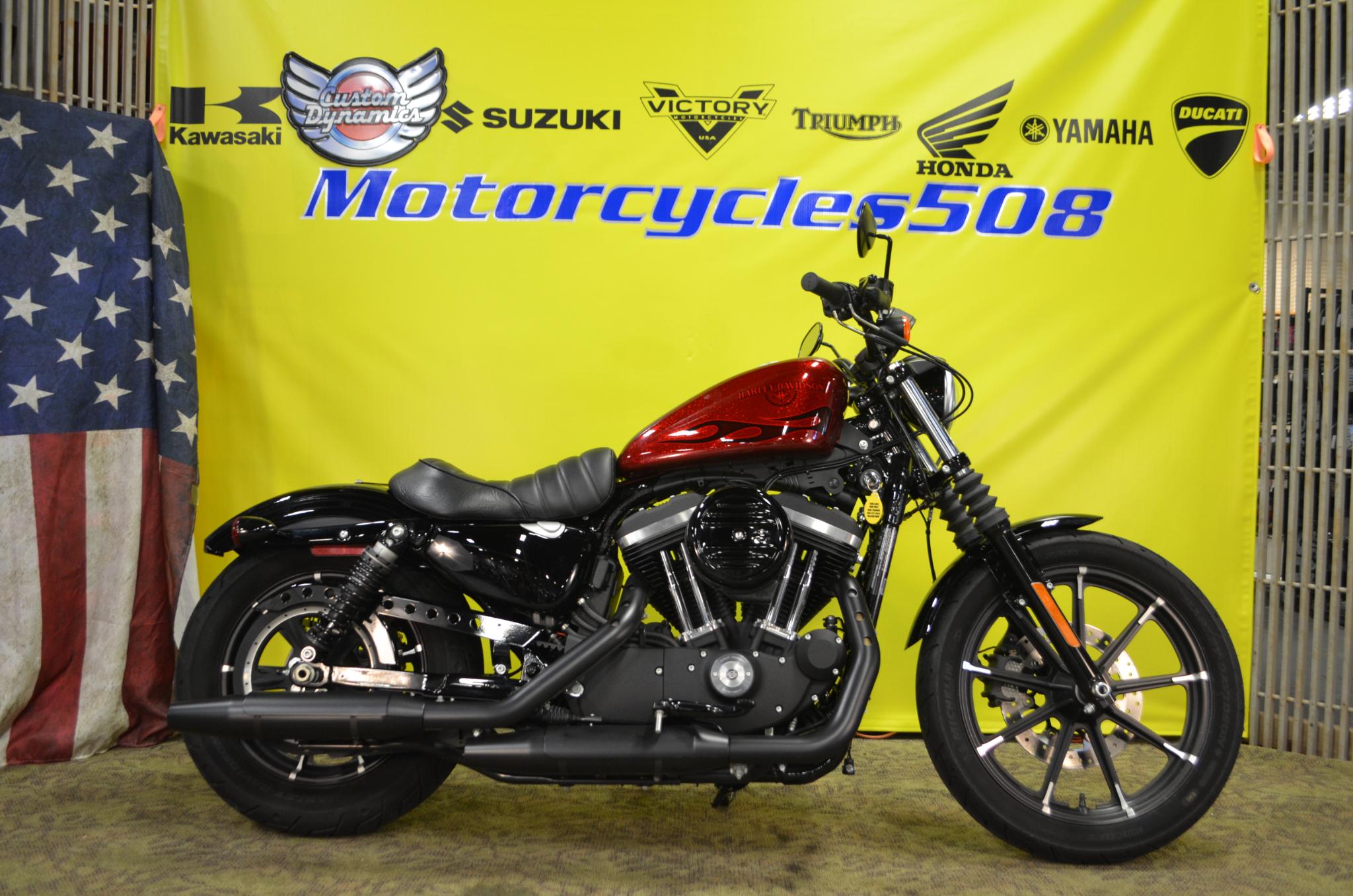 2017 Harley-Davidson Sportster Iron 883