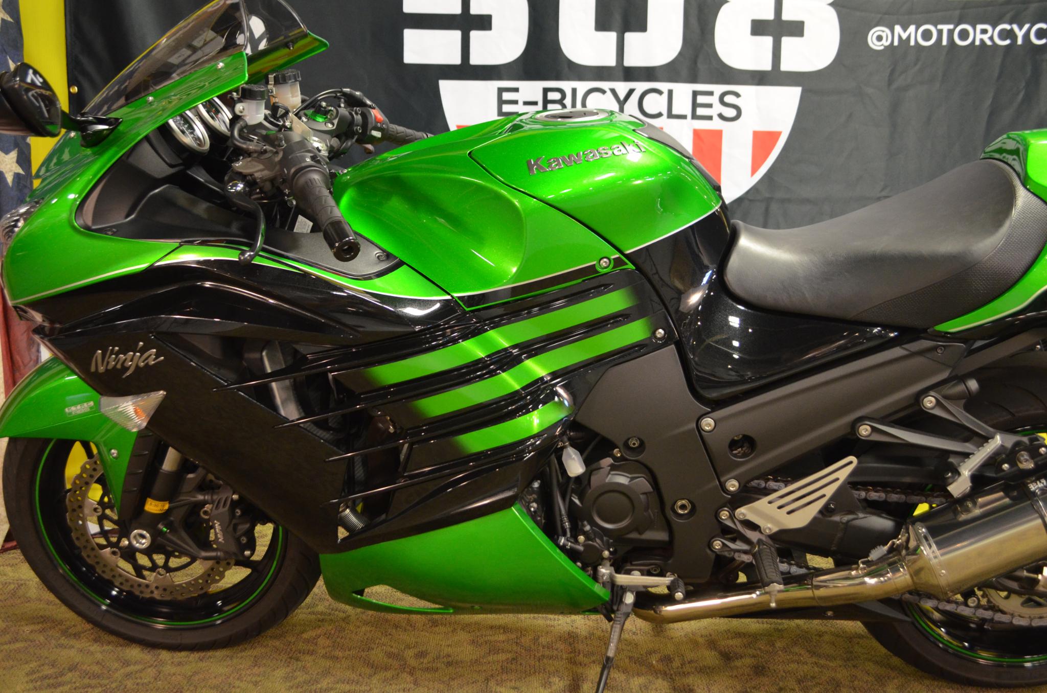 2016 Kawasaki ZX1400R