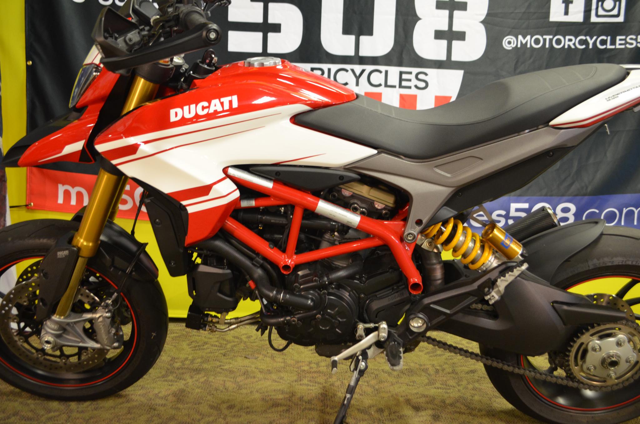 2018 Ducati Hypermotard 939 SP