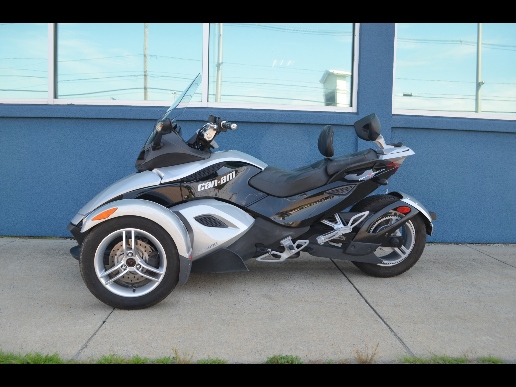2008 Can-Am Spyder Roadster