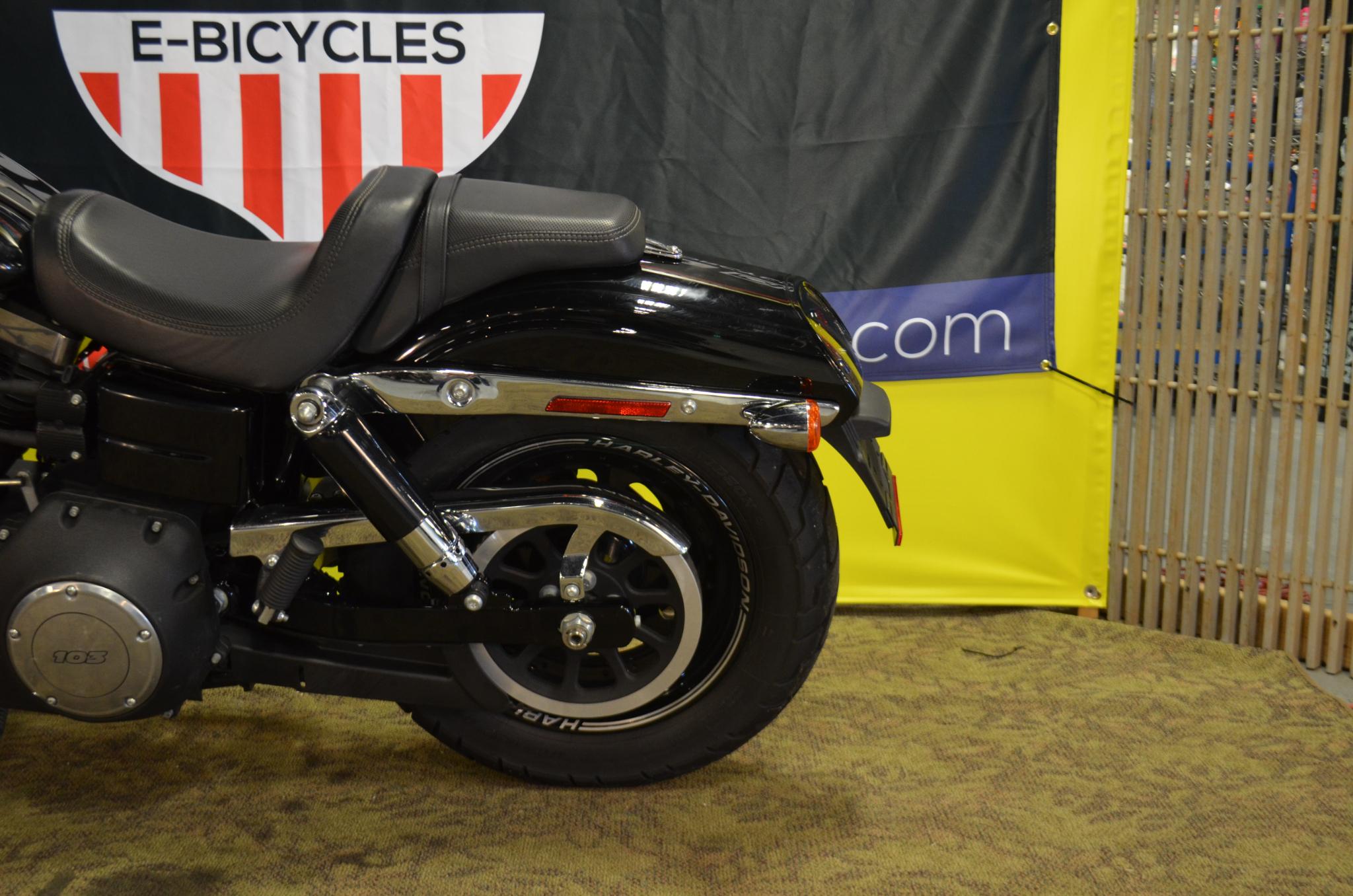 2014 Harley-Davidson Fat Bob FXDB