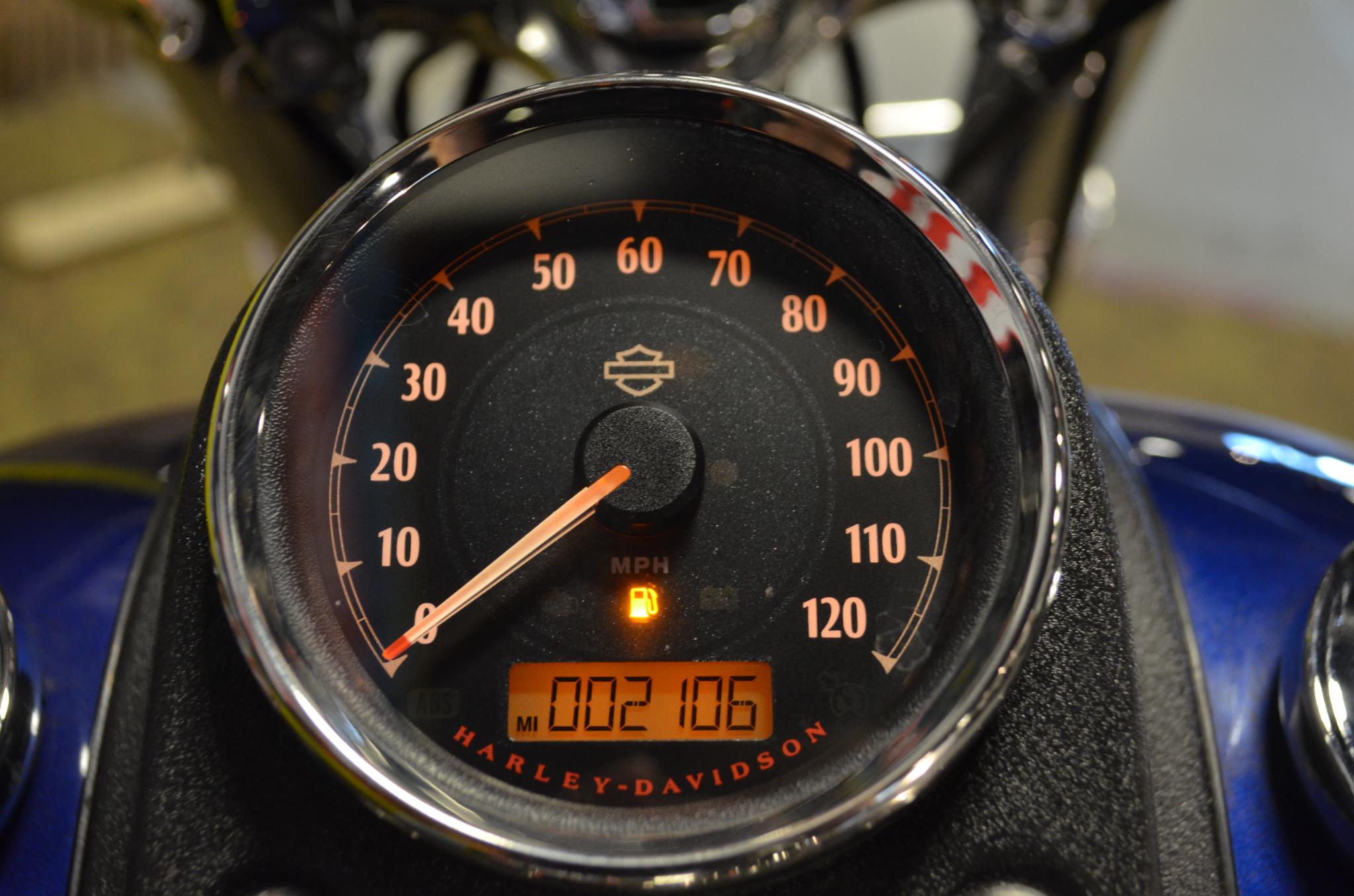 2016 Harley-Davidson Dyna Low Rider FXDL