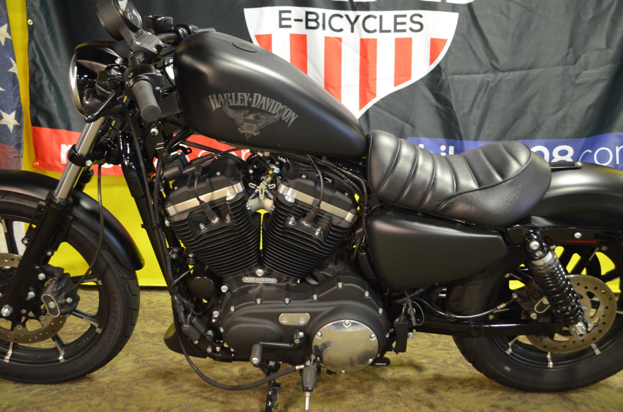 2018 Harley-Davidson Sportster Iron 883