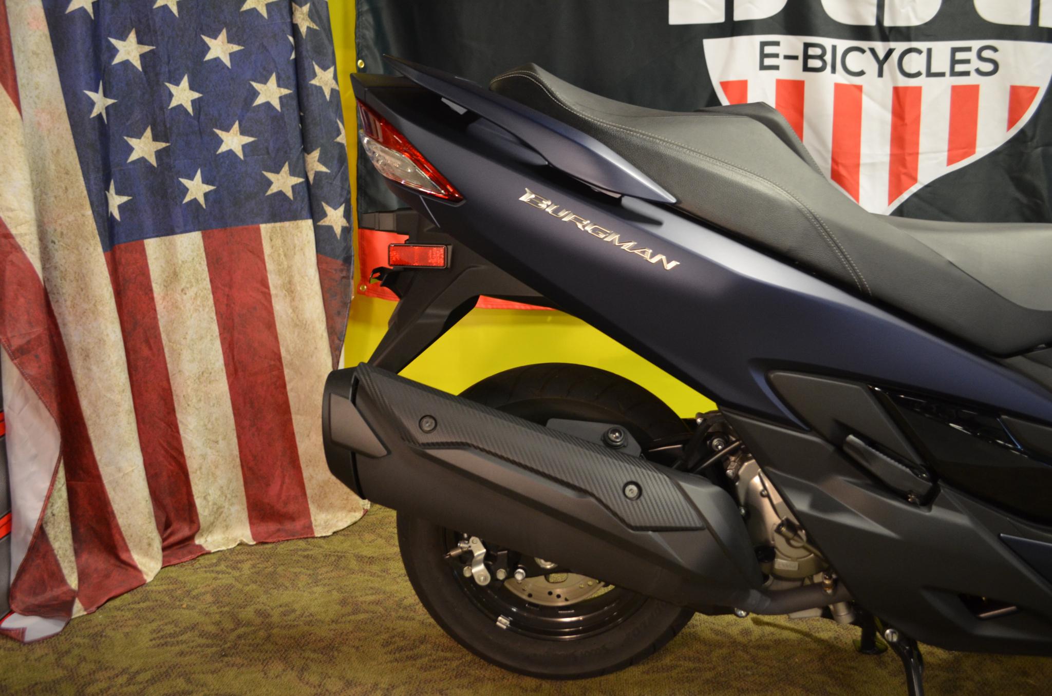 2019 Suzuki Burgman AN400