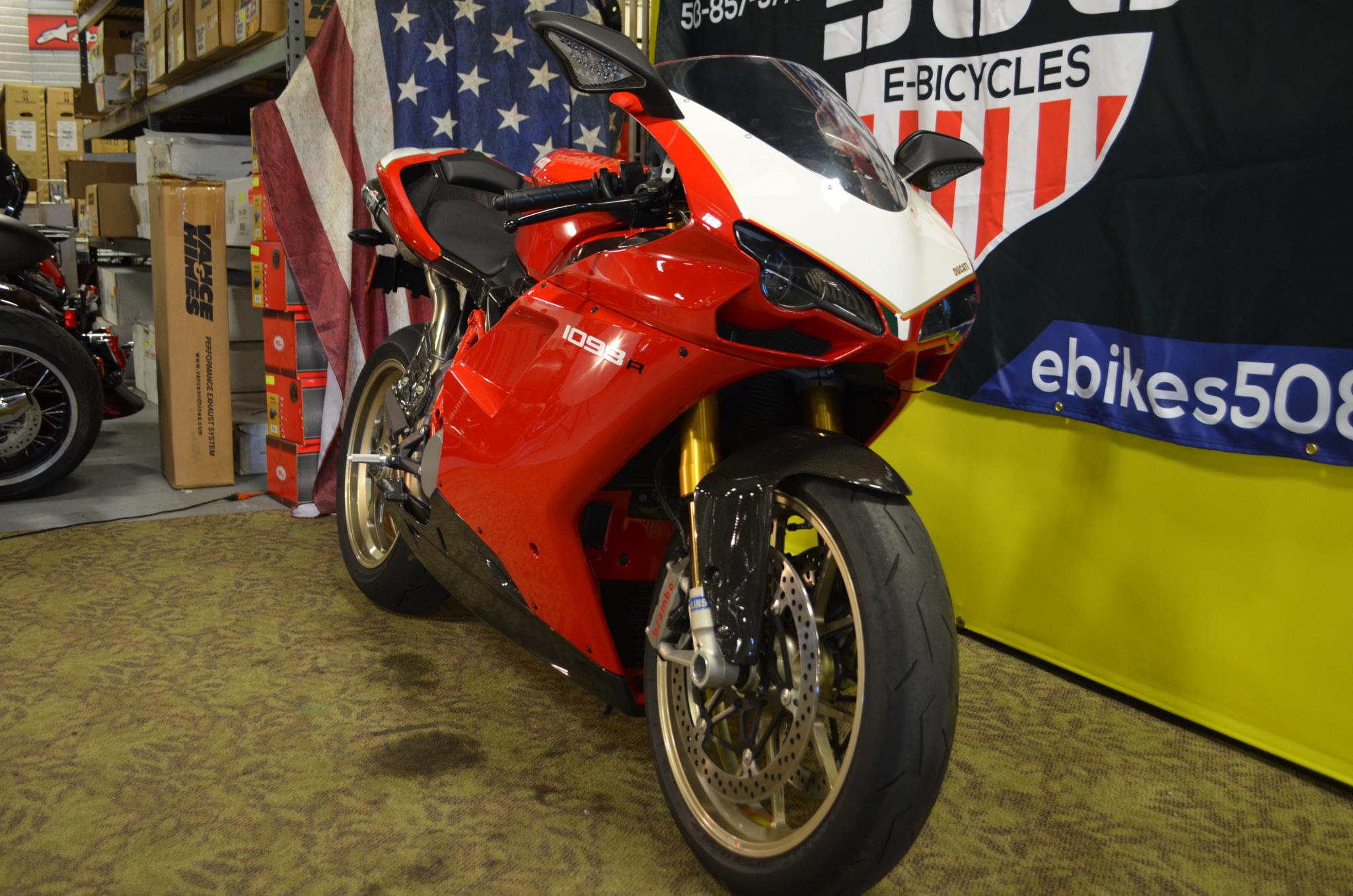 2008 Ducati Superbike 1098 1098r