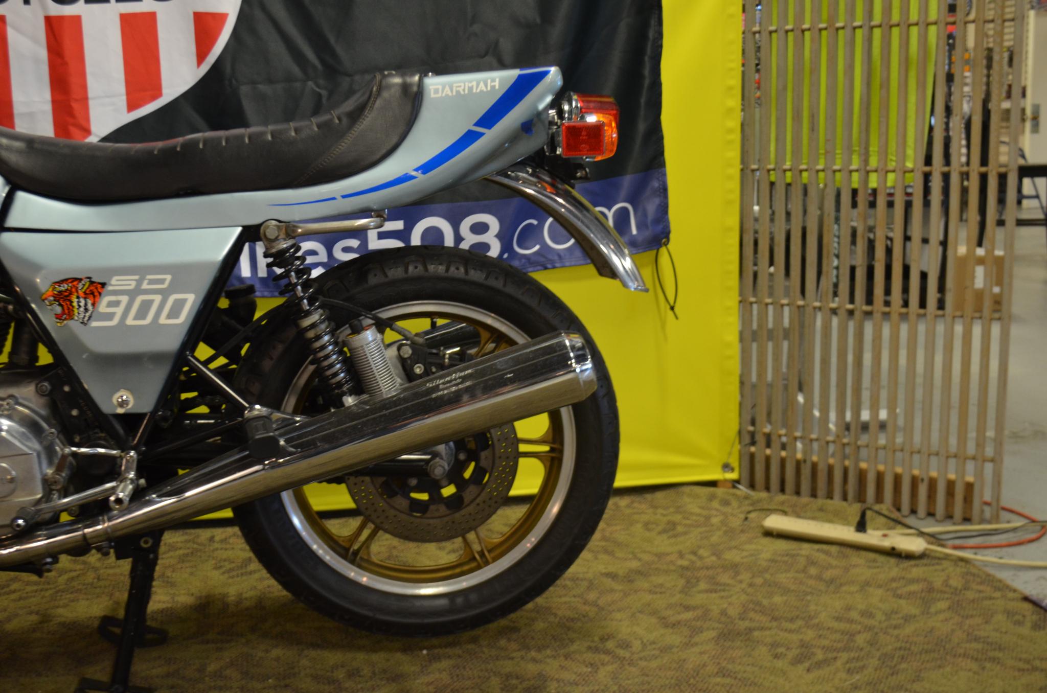 1980 Ducati 900SS Darmah SSD