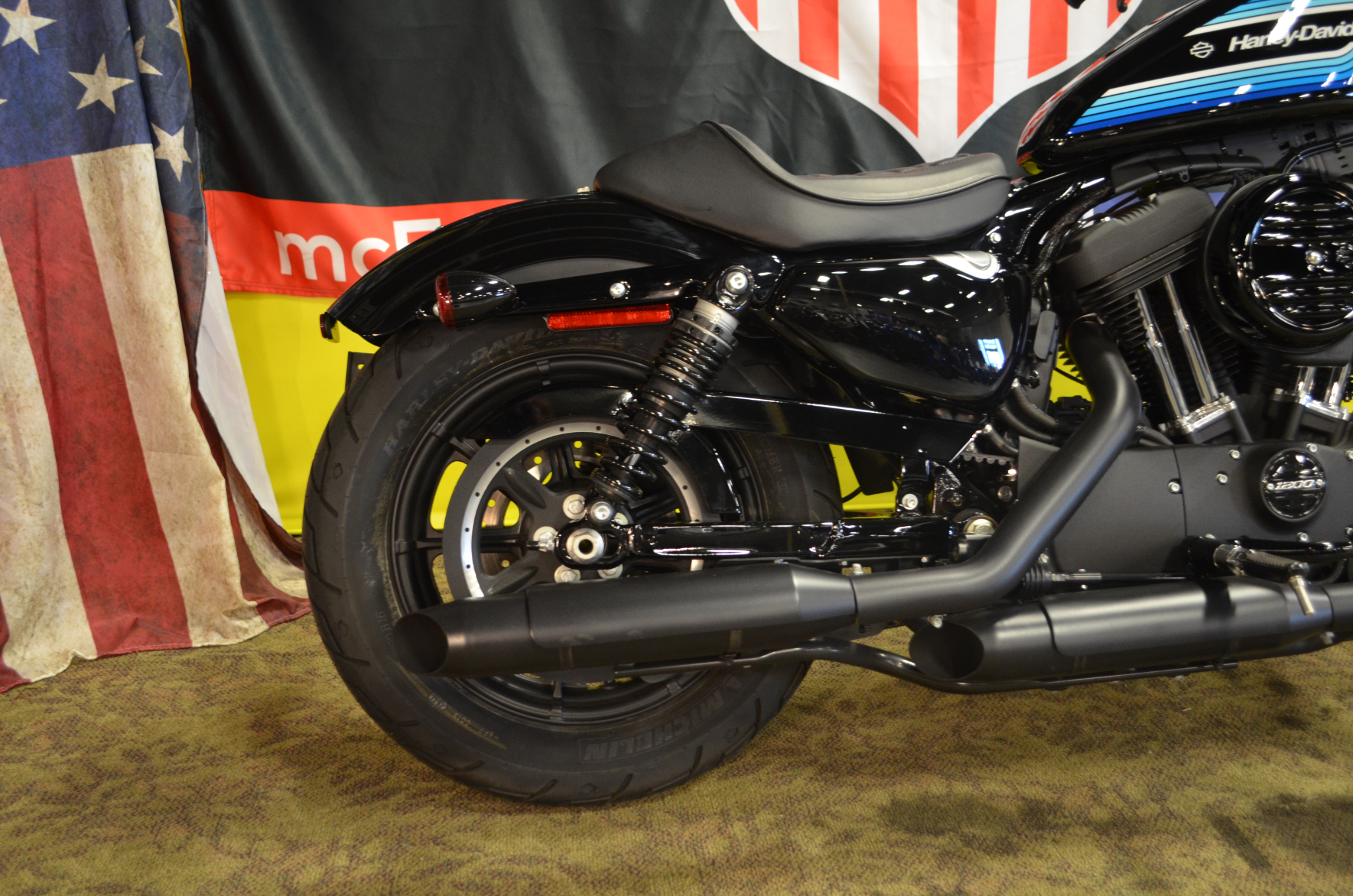 2019 Harley-Davidson Sportster Iron 1200