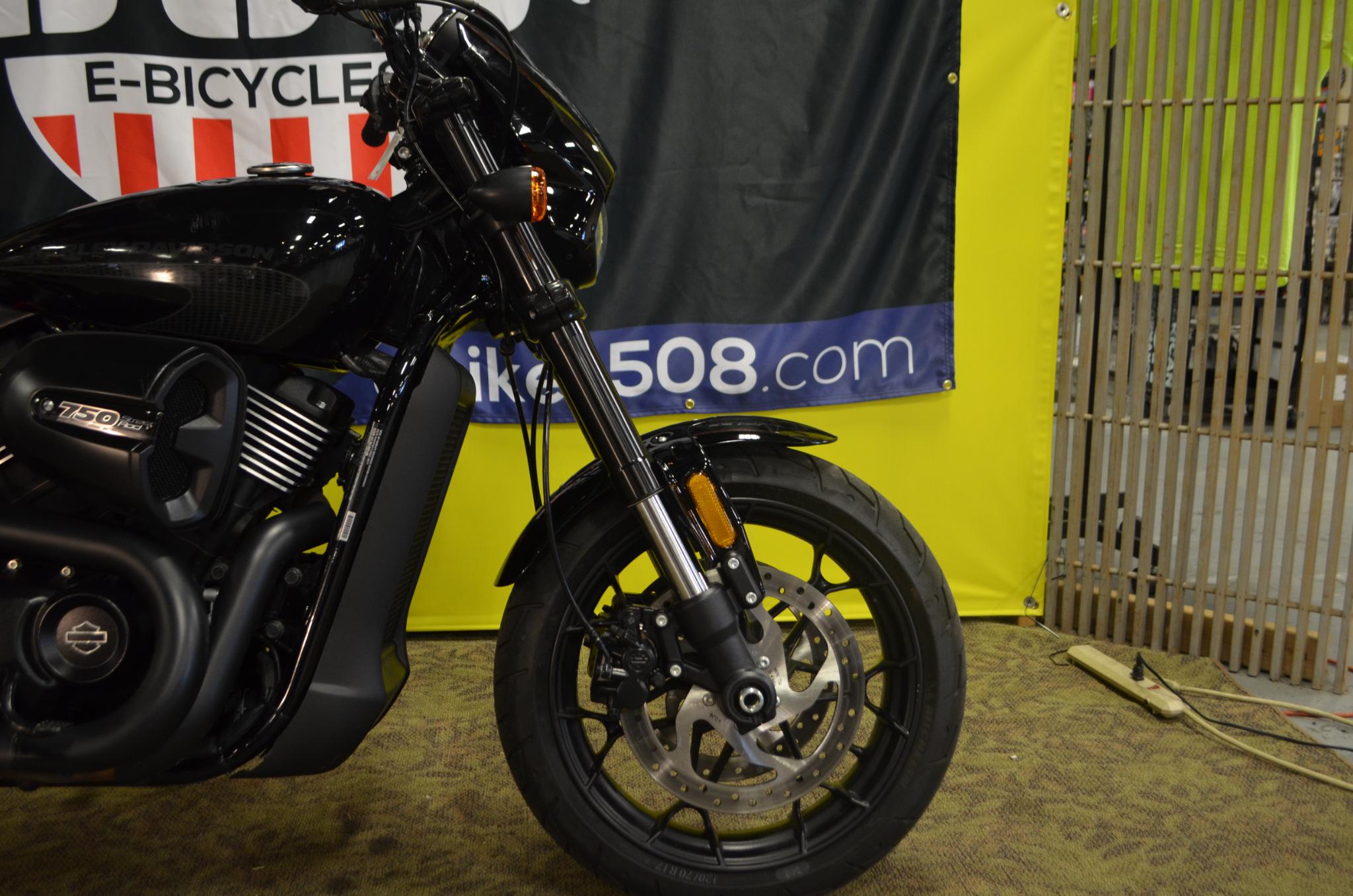 2017 Harley-Davidson Street 750 XG750A