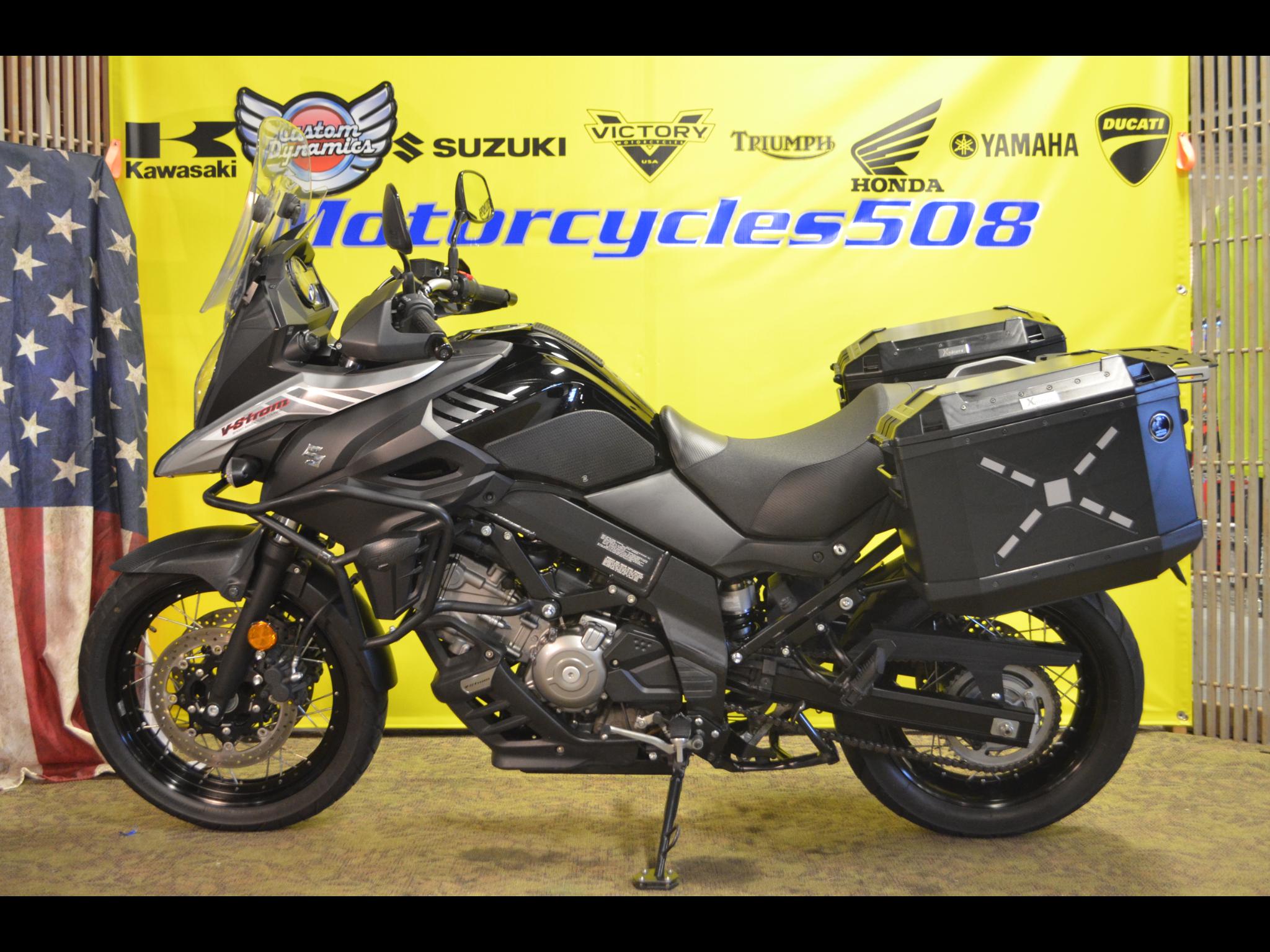 2017 Suzuki DL650 V-Strom