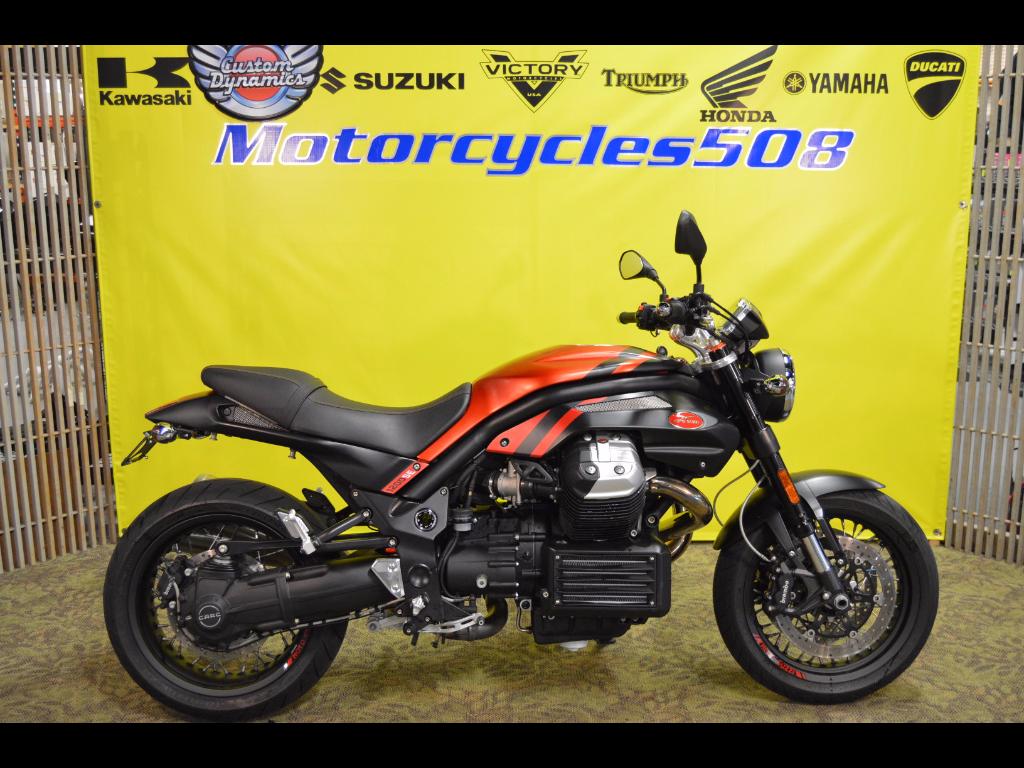 2015 Moto Guzzi Griso