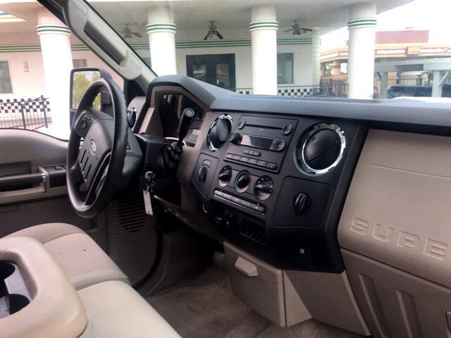 2008 Ford Super Duty F-250 SRW 4WD Crew Cab 156