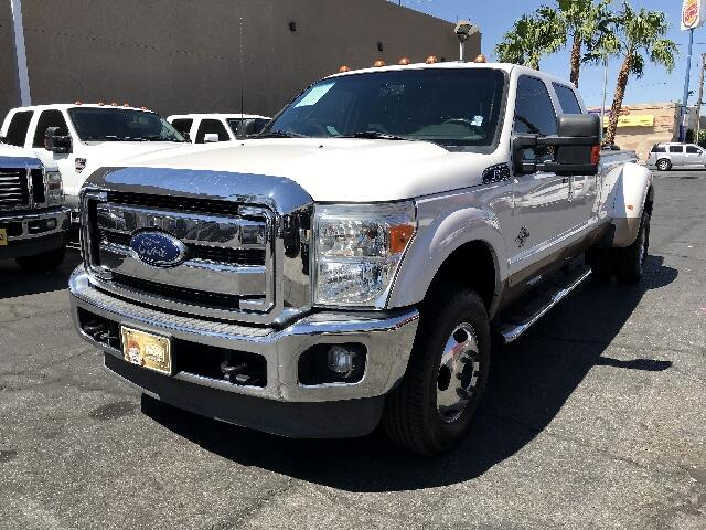 2012 Ford Super Duty F-350 DRW 4WD SuperCab 186