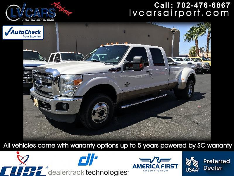2012 Ford Super Duty F-350 DRW 4WD Crew Cab 172