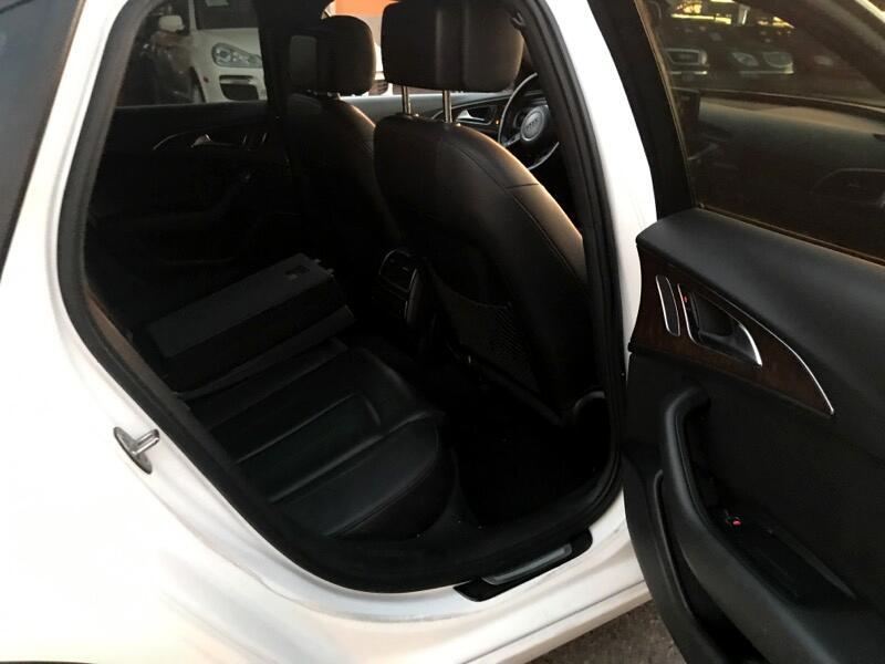2014 Audi A6 2.0T Premium Sedan FrontTrak Multitronic