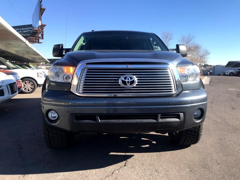 2010 Toyota Tundra Limited 5.7L CrewMax 4WD