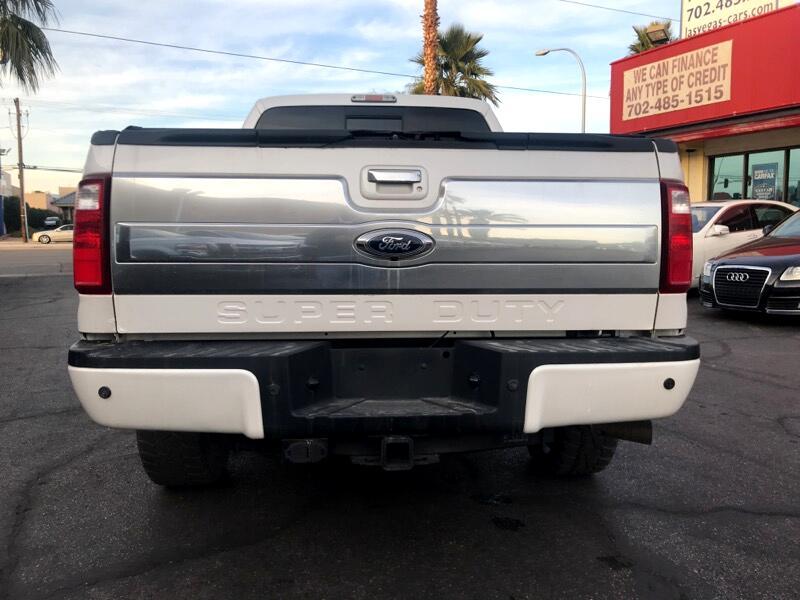 2015 Ford F-350 SD Platinum