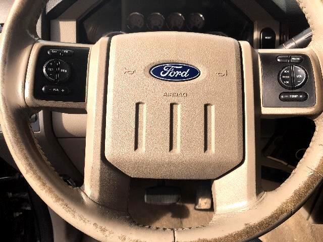 2008 Ford F-350 SD Lariat Crew Cab 4WD