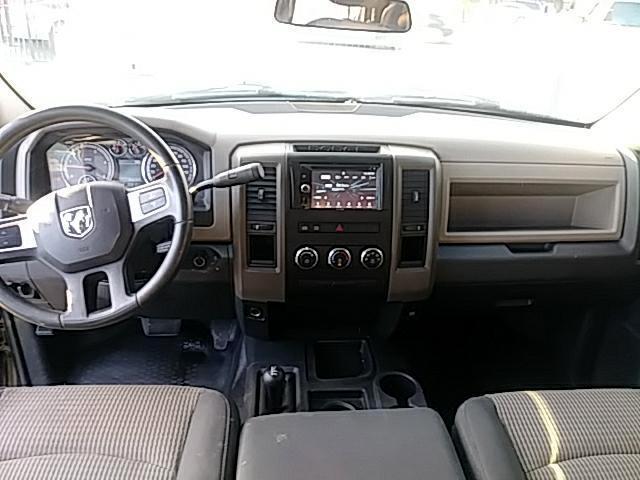 2011 RAM 3500 ST Crew Cab SWB 4WD DRW