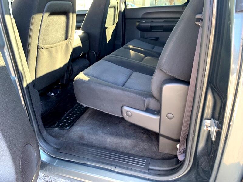 Chevrolet Silverado 1500 LS Crew Cab Short Box 4WD 2011