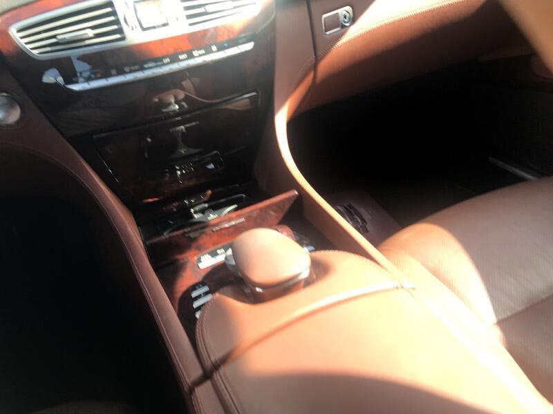 2007 Mercedes-Benz CL-Class 2dr Cpe 5.5L