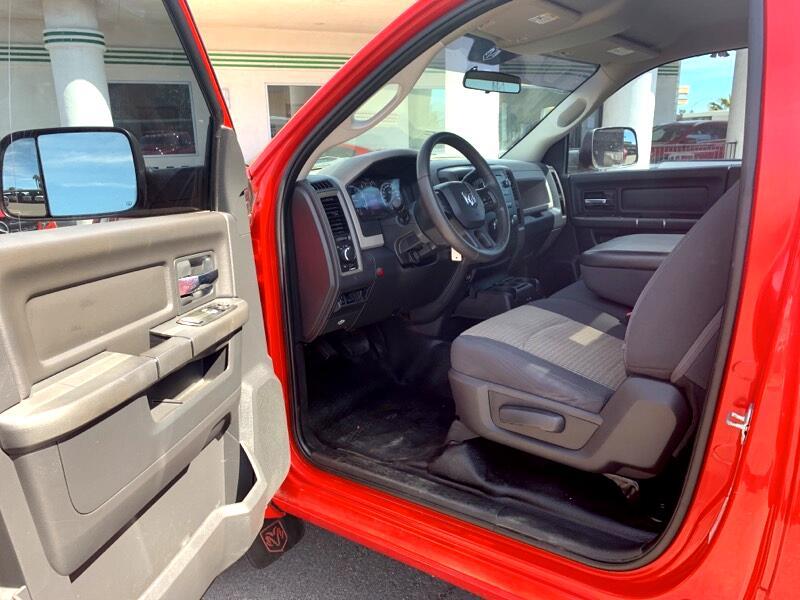 2012 RAM 3500 4WD Reg Cab 140.5
