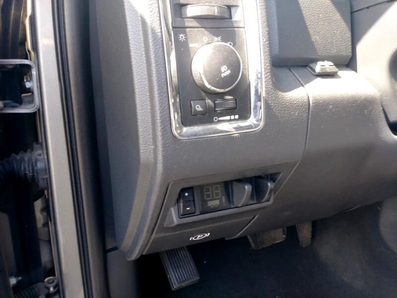 2012 RAM 3500 Laramie Mega Cab 4WD DRW
