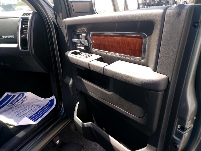 RAM 3500 Laramie Mega Cab 4WD DRW 2012