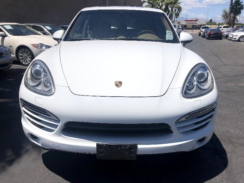 2012 Porsche Cayenne Base
