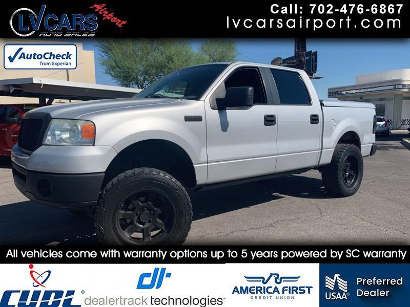 "2008 Ford F-150 2WD SuperCab 145"" FX2 Sport"
