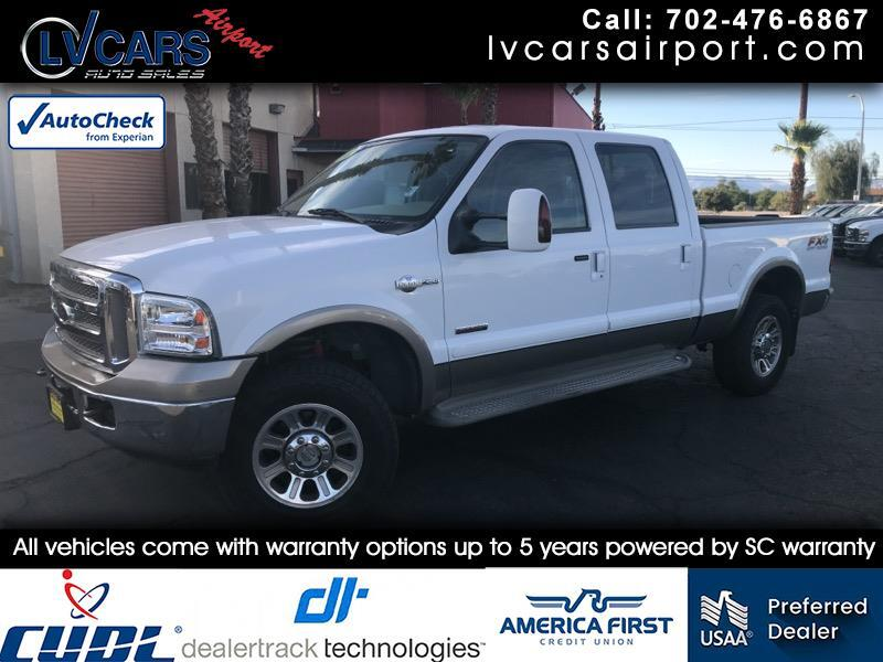 2006 Ford Super Duty F-250 SRW 4WD Crew Cab 172