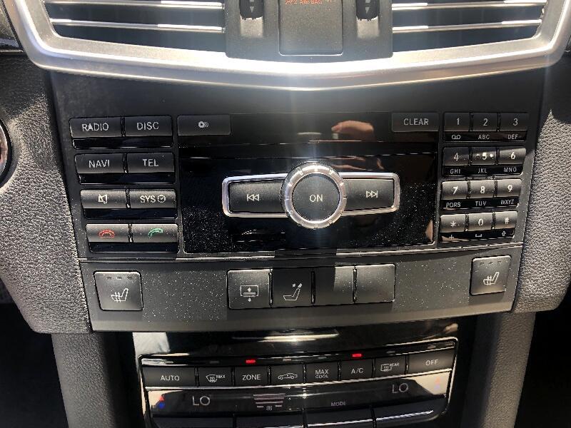 2013 Mercedes-Benz E-Class E350 Sedan