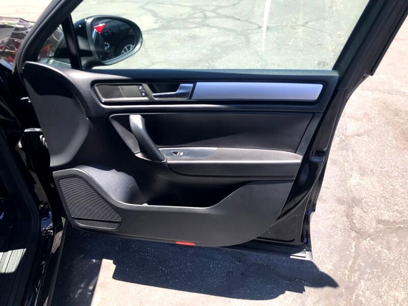 Volkswagen Touareg VR6 FSI 2011