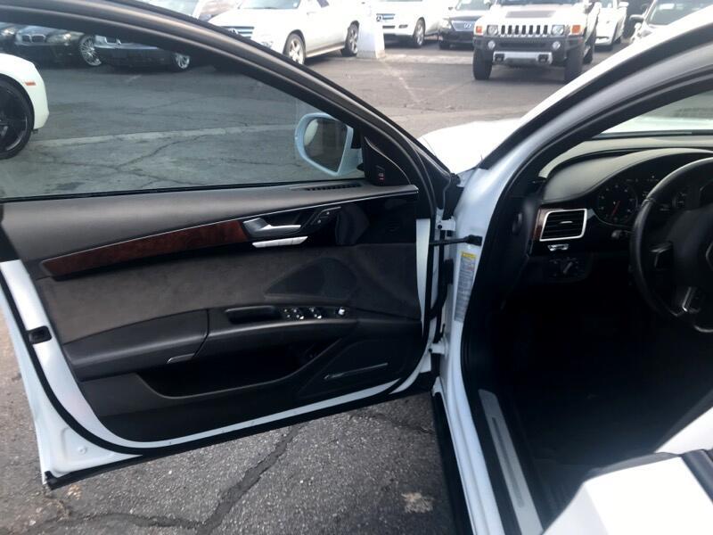 2013 Audi A8 4.0L quattro
