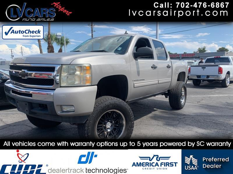 2009 Chevrolet Silverado 1500 1LZ Crew Cab Long Box 2WD